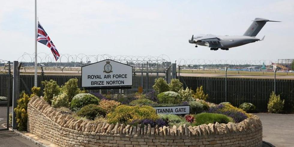 Section Visit to RAF Brize Norton