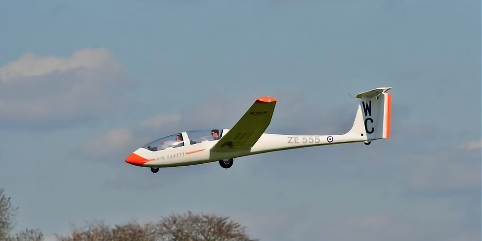 VGS Initial & Bronze Gliding Day