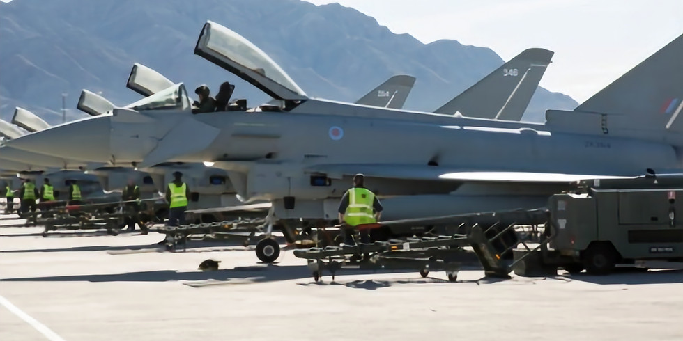 Air Combat Power Visit