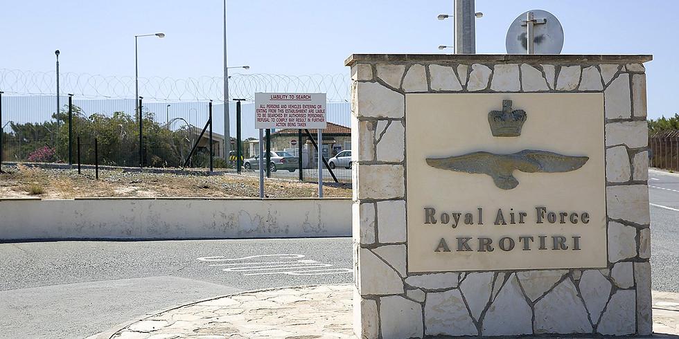 RAF Cyprus Camp