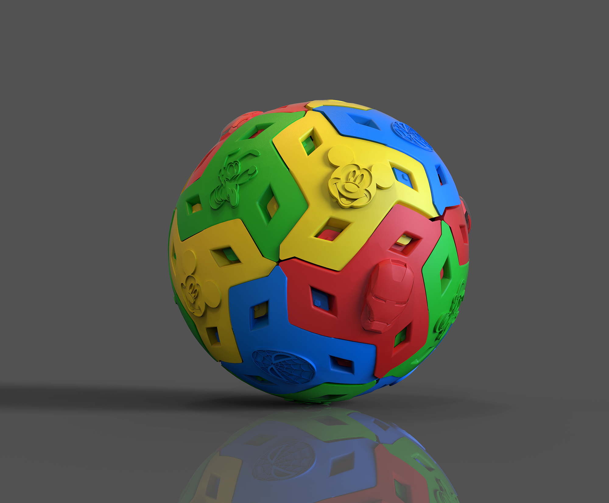 BallReflective