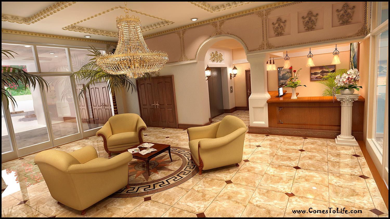 Sorrento Lobby 2