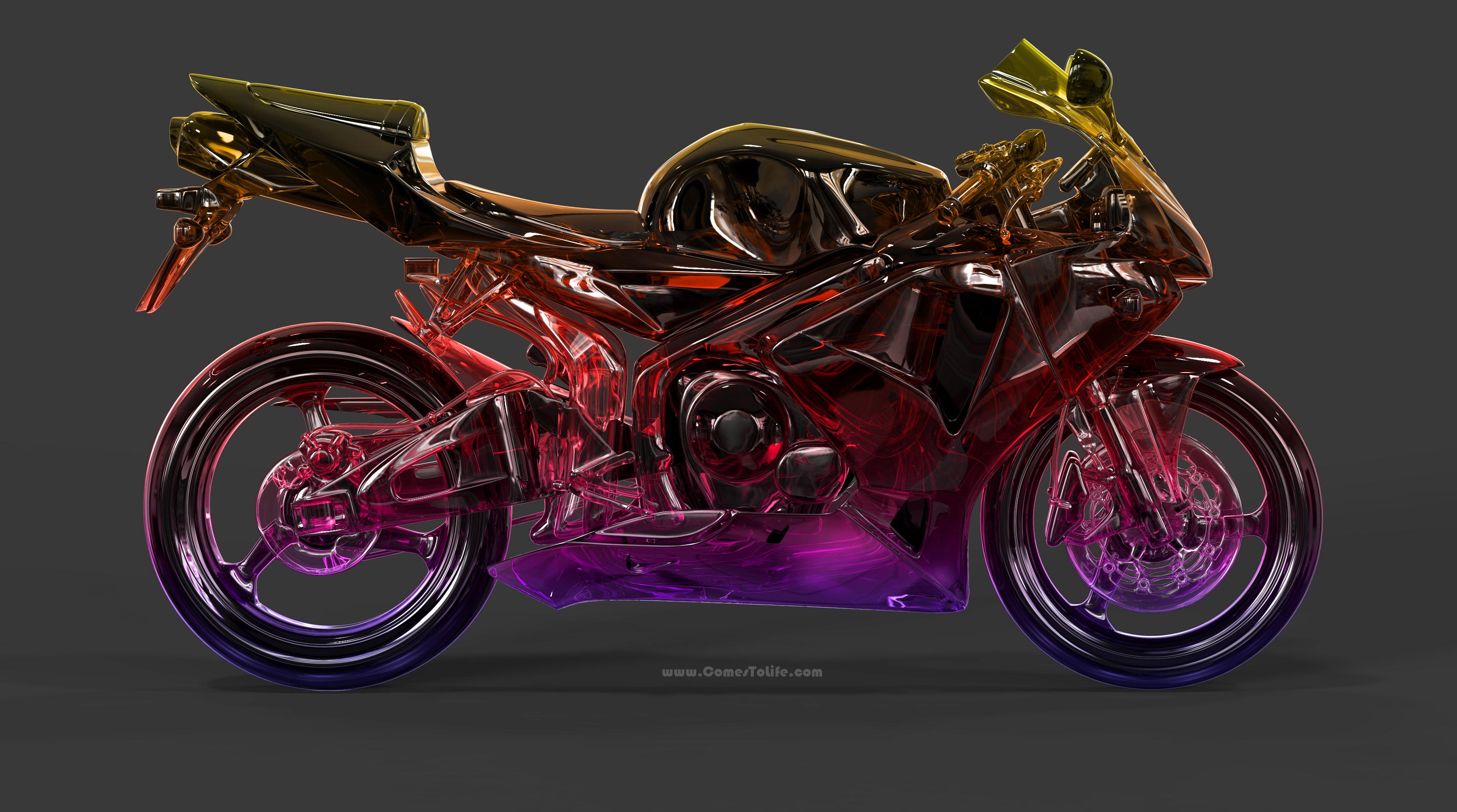 BikeScreen