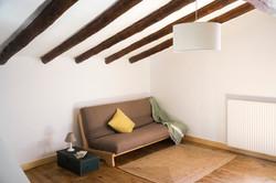 """Dormitorio """"Els Pardals"""" (sofá-cama)"""