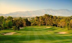 El golf de Torremirona