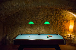 La sala del billar