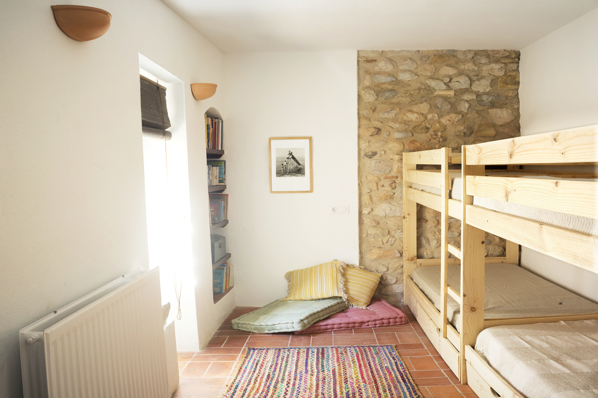 "Dormitorio ""Les Lliteres"""