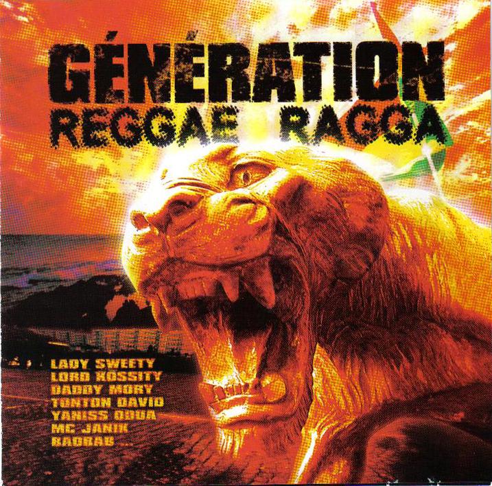 Generation Reggae Ragga