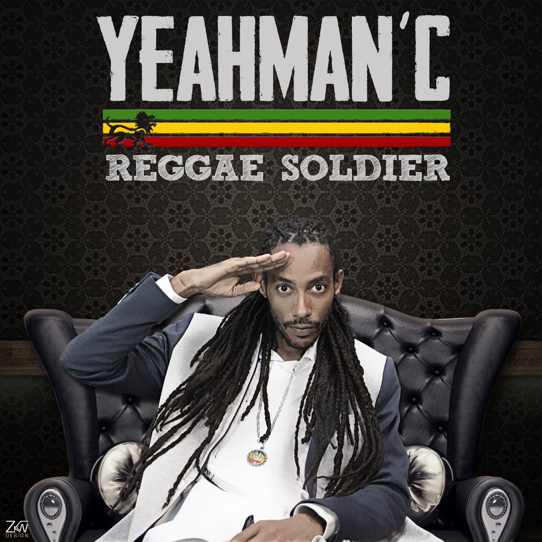 yeahman reggae soldier