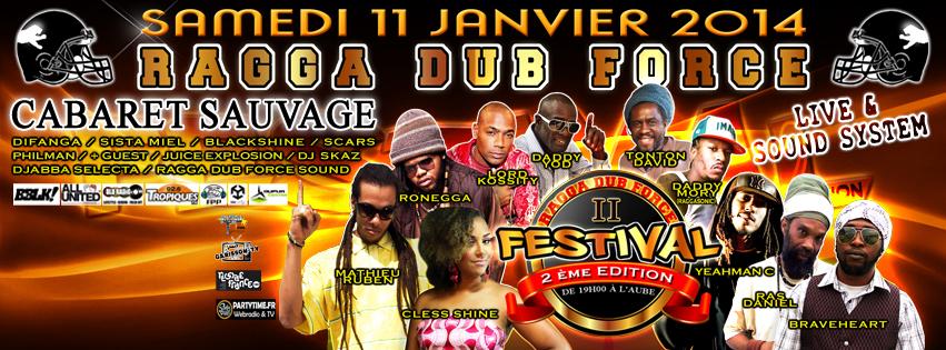 Bannière rdf festival édition II