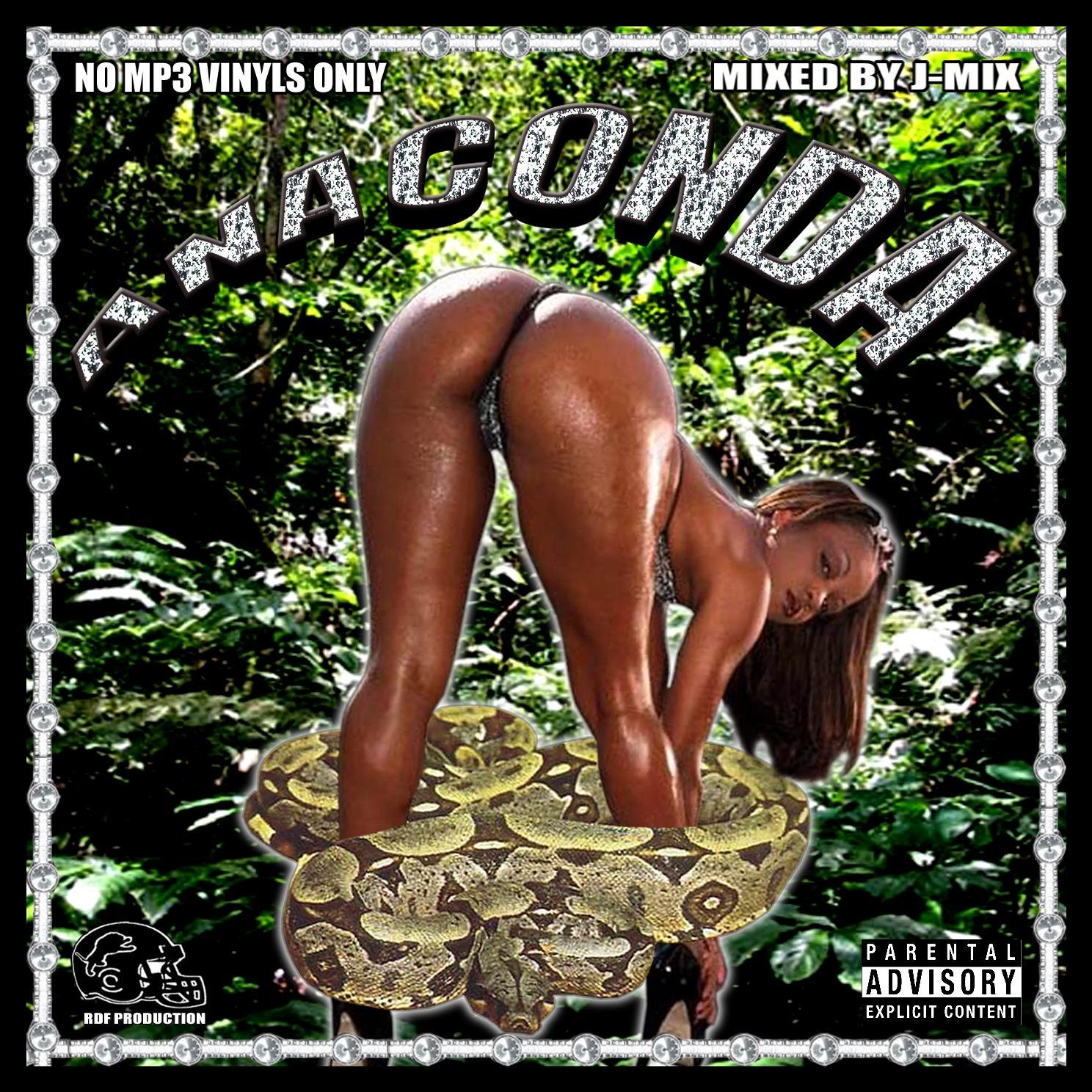 Anaconda mix tape