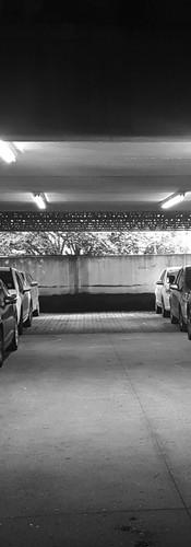 Antes da Obra: Estacionamento
