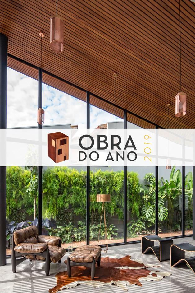 Prêmio Obra do Ano 2019!