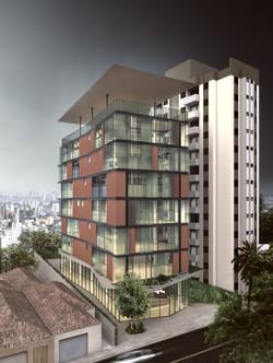 Edifício corporativo Guarani