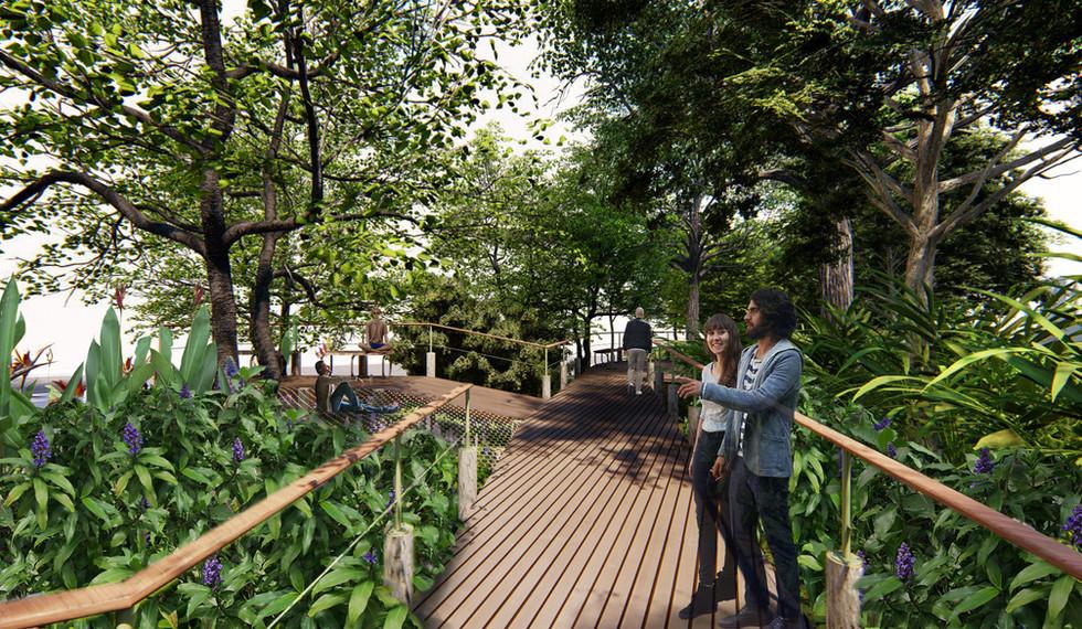 Projeto praça Benedito Calixto