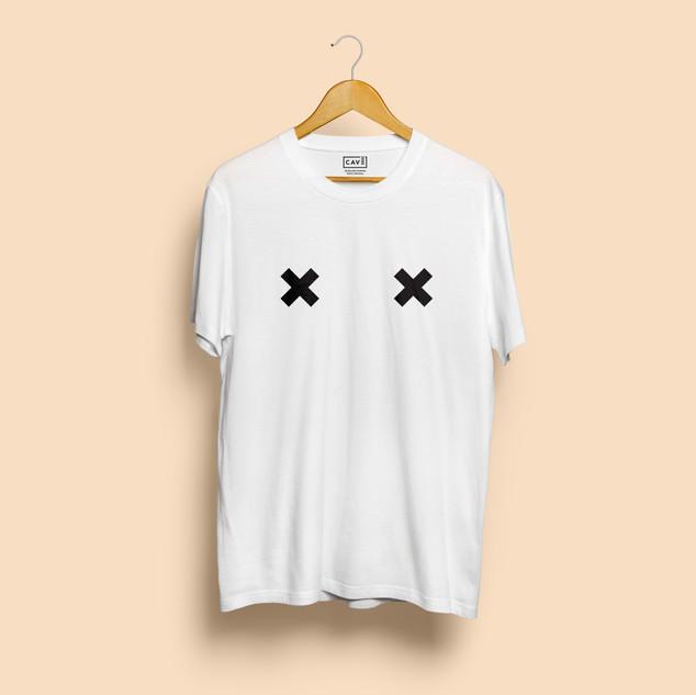 Tshirt Branca XX