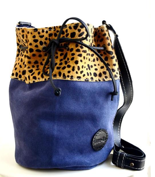 PopBag azul ganga jaguar