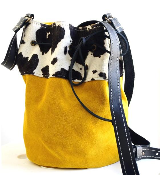 PopBag mostarda vaca