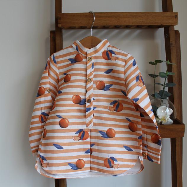 Camisa Laranjas – 30% desconto