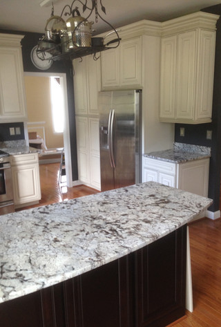 Kitchen Renovation by Ken Shelton Construction