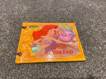 Little mermaid book