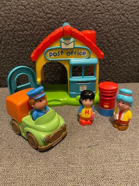Happyland post office