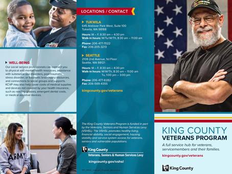 King County Veterans Program