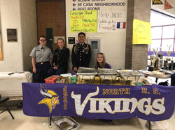 Fundraising for France!