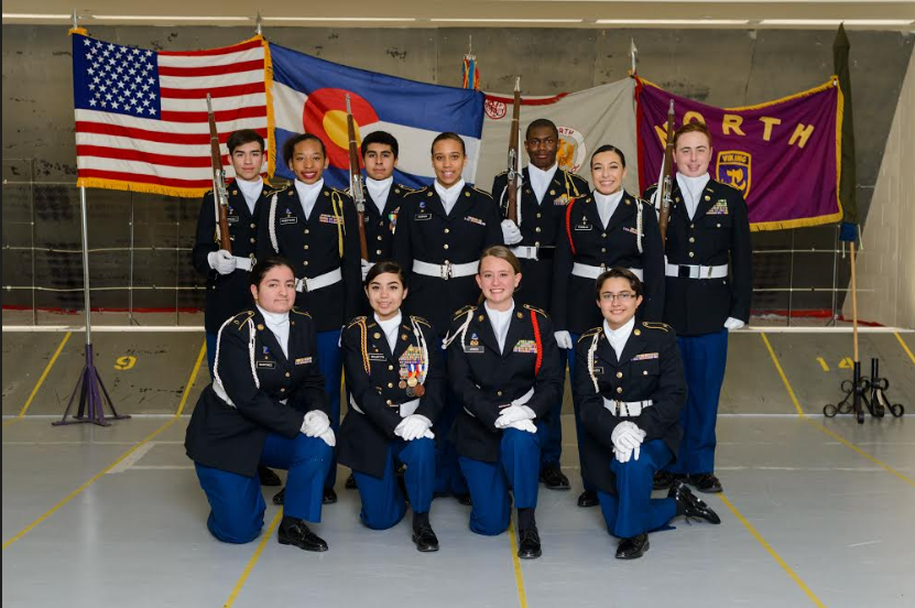 Color Guard Picture