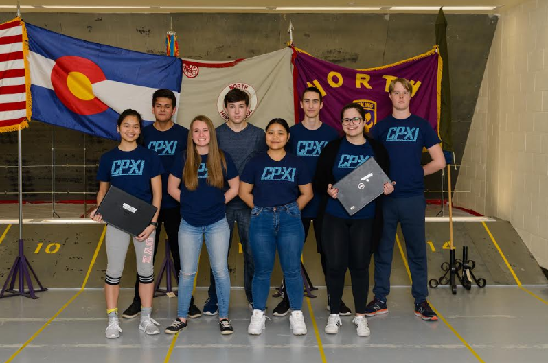 CyberPatriot Team Picture