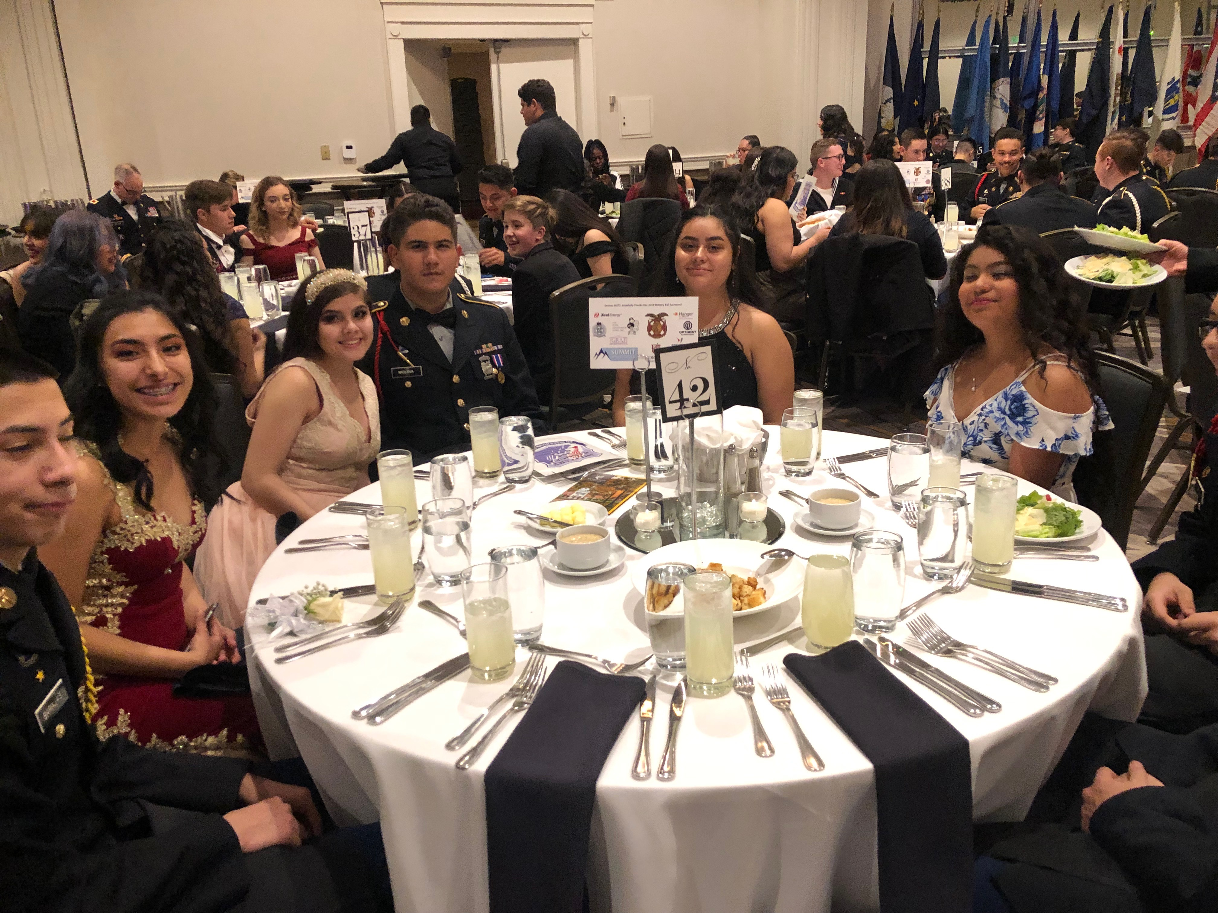 Military Ball 2019