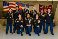 Battalion Staff Picture