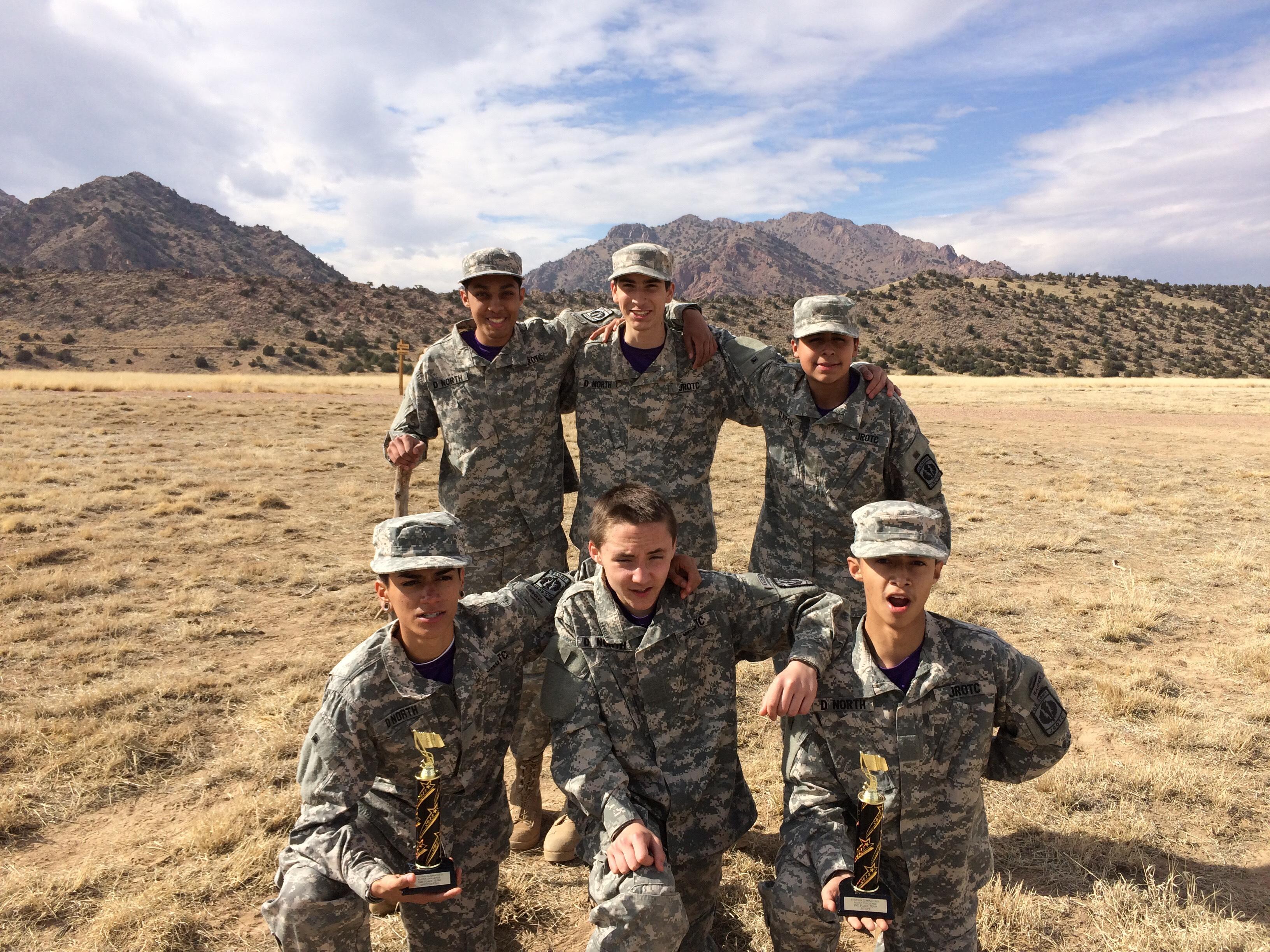 Raider Team in Canon City
