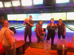 Staff Bowling Trip