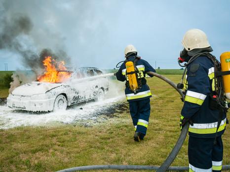 Don't Crash and Burn