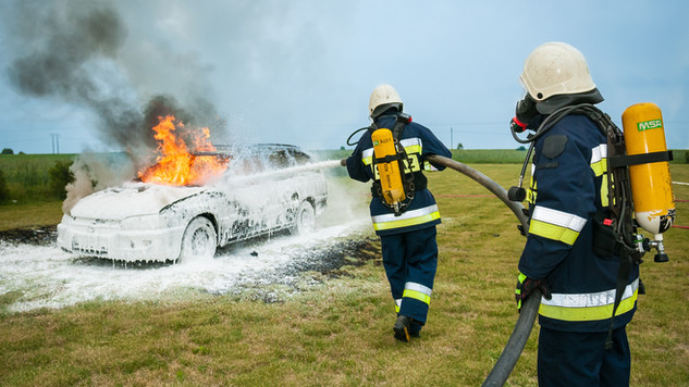 Fire Rescue Training