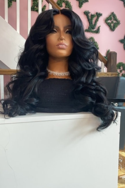 Body Wave Frontal Wig 150%