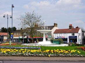 Cheshunt, Hertfordshire (赫福郡)
