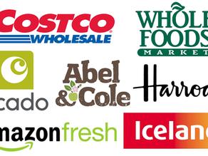 英國超級市場 (Part 2) Supermarkets in UK