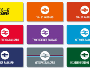 英國 Railcards