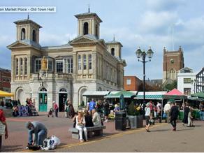 Kingston upon Thames (London Zone 6) 京士頓 (倫敦第6區)