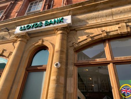 UK Banks 英國銀行