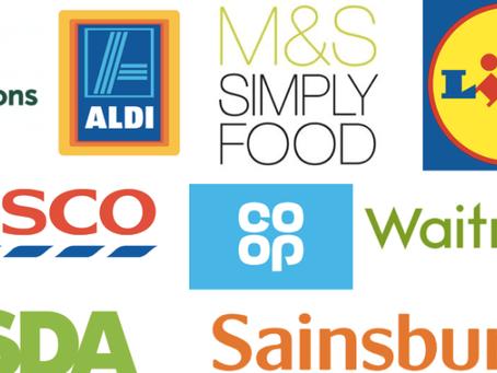 英國超級市場 Supermarkets in UK