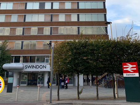 Swindon (史雲頓), Wiltshire (威爾特郡)