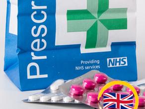 Healthcare in the UK --英國的醫療