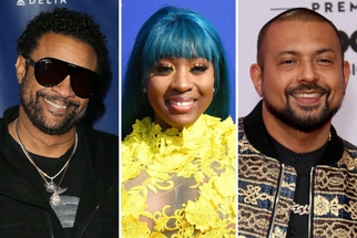 Spice, Shaggy And Sean Paul For 'Good Morning America'