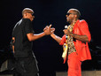 Jay Z & Kanye West Reunite