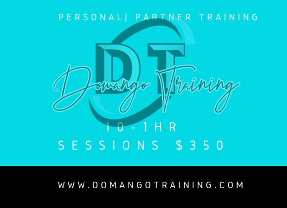 GIFT CERTIFICATE- (10) 1HR Sessions