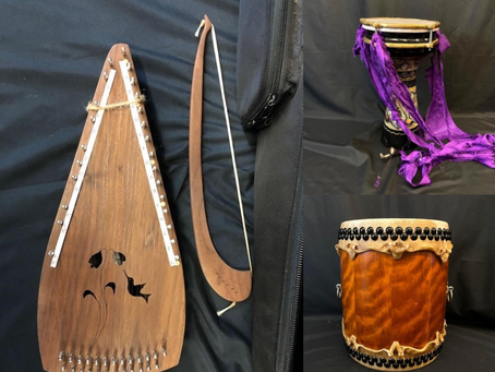 Unique Instruments from Around the Globe