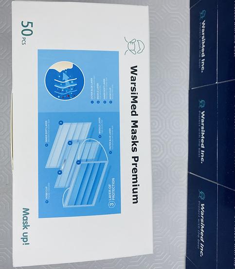 WarsiMed Masks Premium (graphene free)